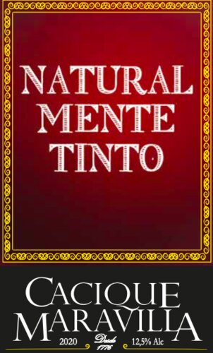Natural Mnete Tinto