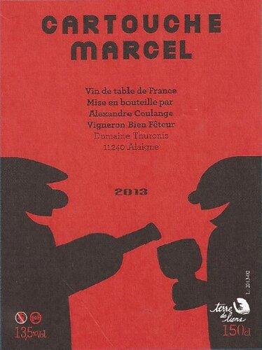 Cartouche Marcel