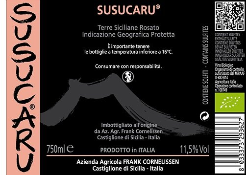 Susucaru® Rosato