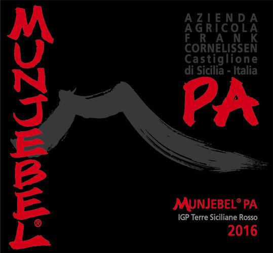 MunJebel® Rosso, contrada Feudo di Mezzo-porcaria