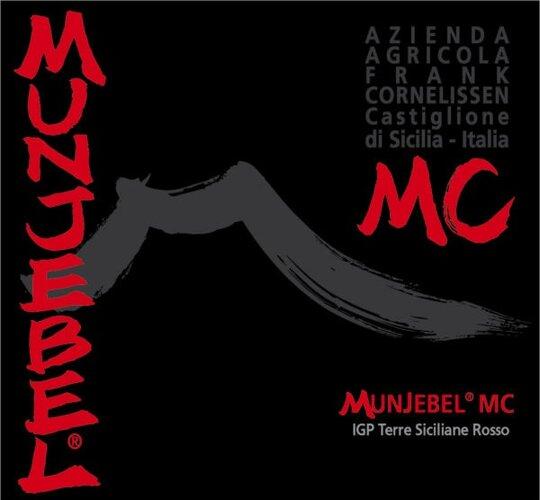 MunJebel® Rosso, contrada Monte Colla