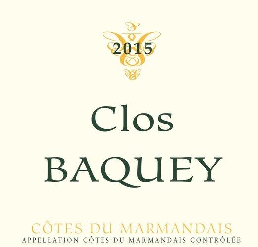 Clos Baquey