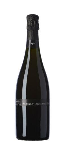 Stefanago Ancestrale rosè- Pinot Noir  Metodo Classico (ancestrale)