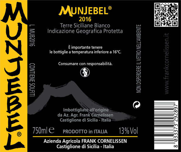 MunJebel® Classico Bianco