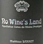 No Wine's Land